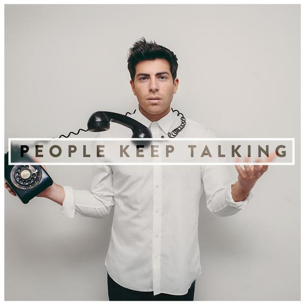 People Keep Talking album cover