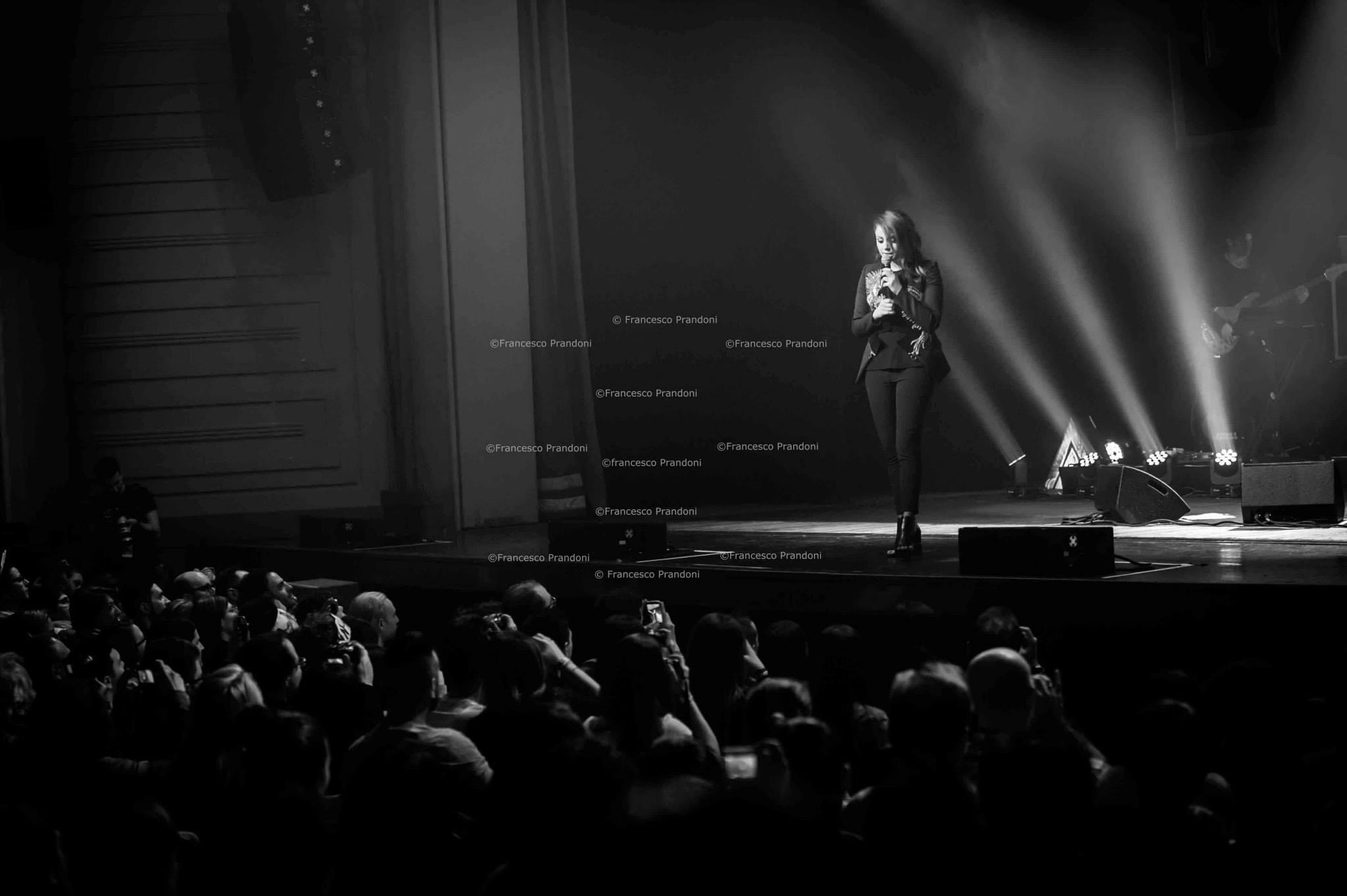 Annalisa live @ Teatro Nuovo ph Francesco Prandoni
