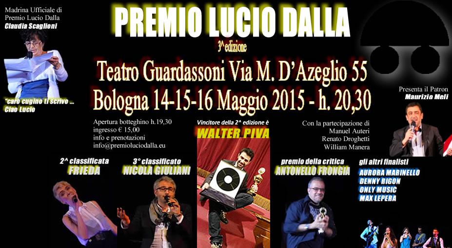 01 Home Premio Lucio Dalla