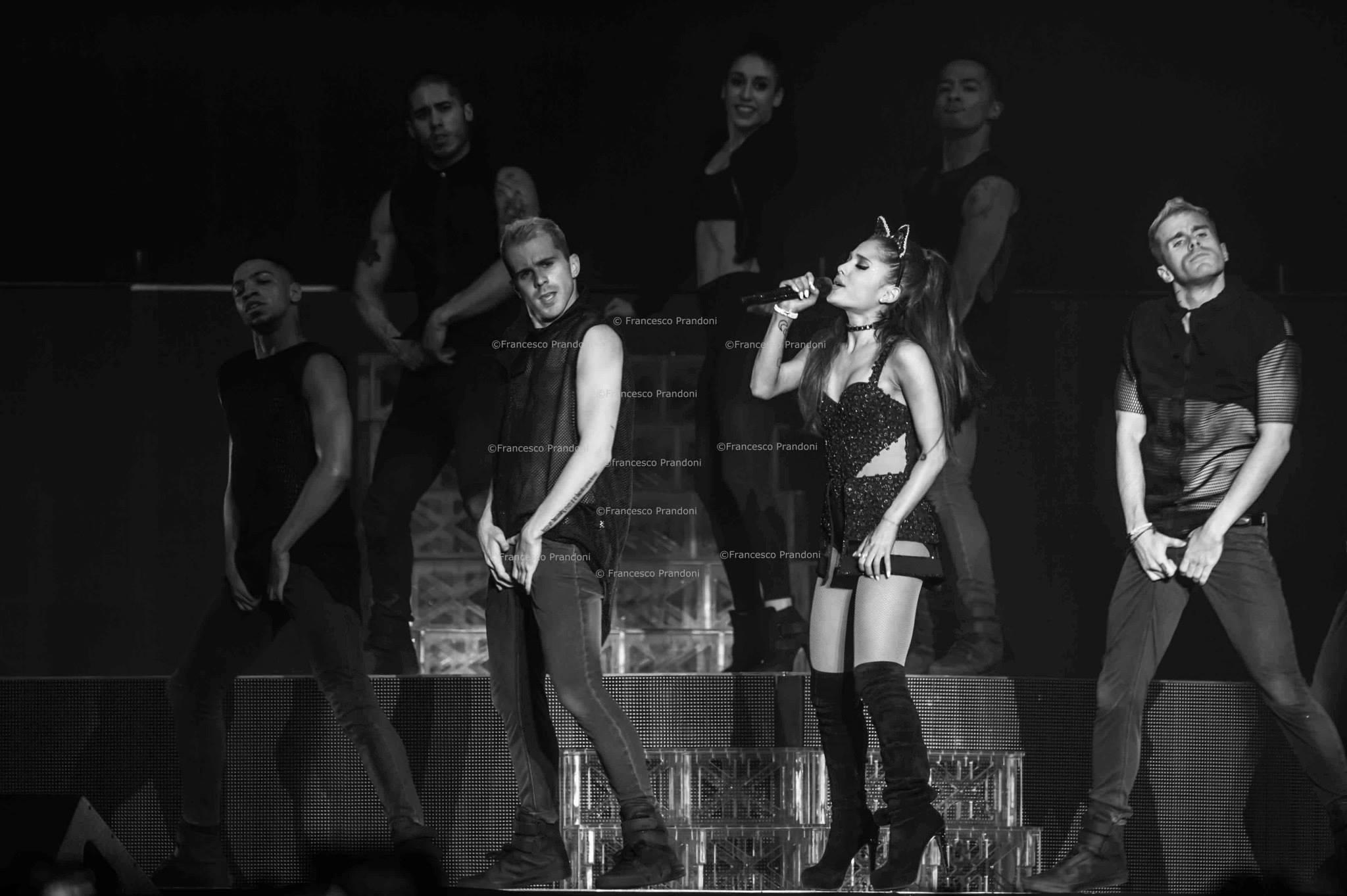 Ariana Grande live @ Mediolanum Forum - Assago ph Francesco Prandoni