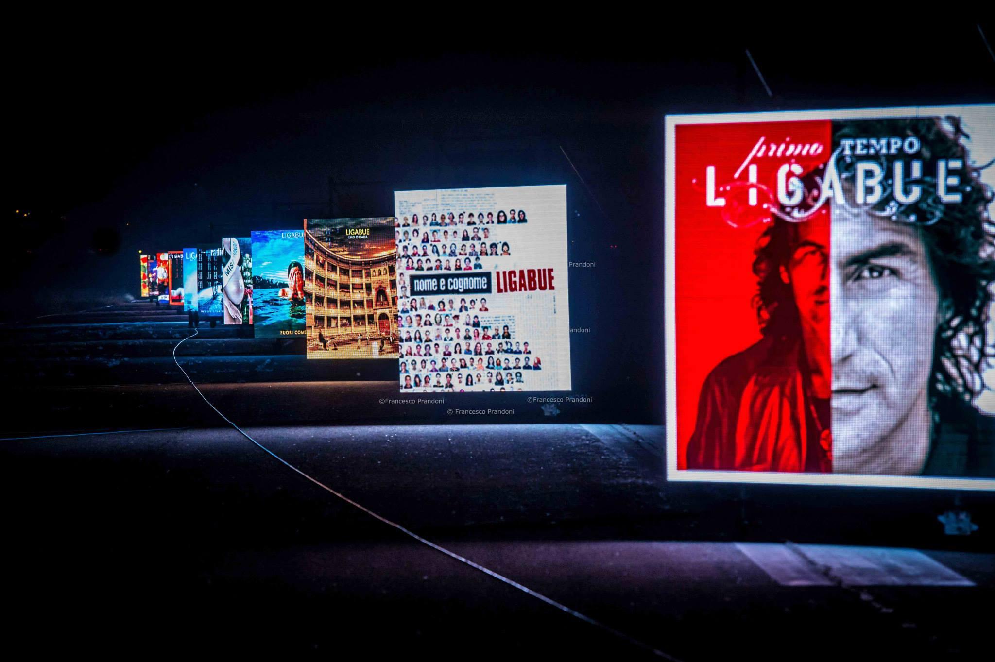 Luciano Ligabue @ Campovolo - Reggio Emilia ph Francesco Prandoni