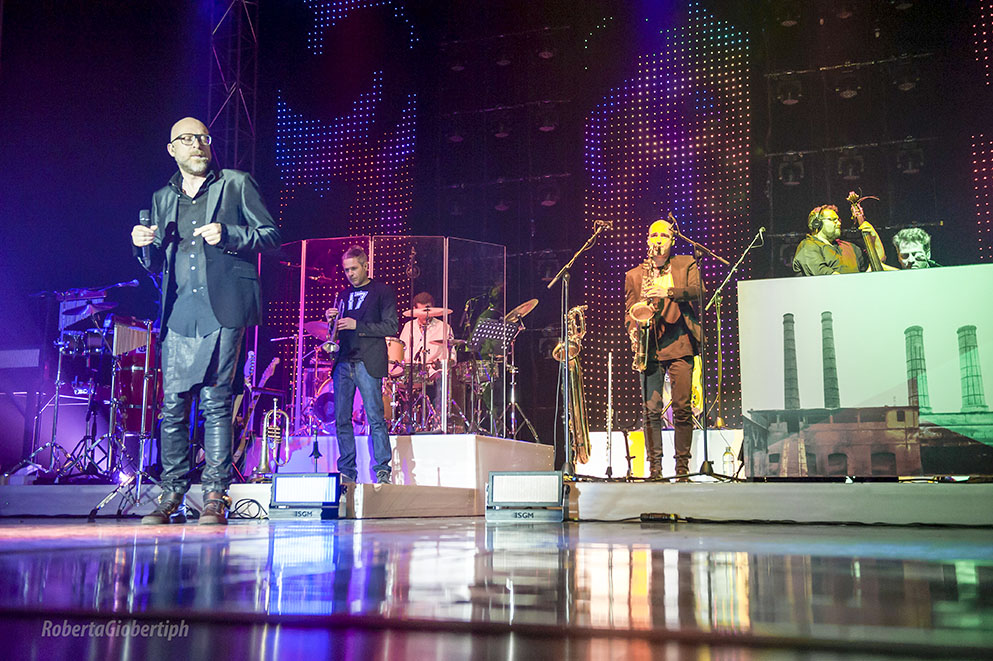 Mario Biondi live @ Auditorium Parco della Musica ph Roberta Gioberti