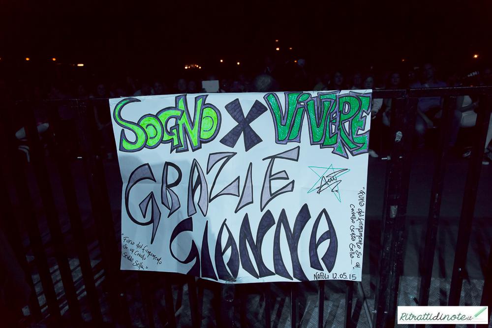 Gianna Nannini live @ Palapartenope Ph Luigi Maffettone