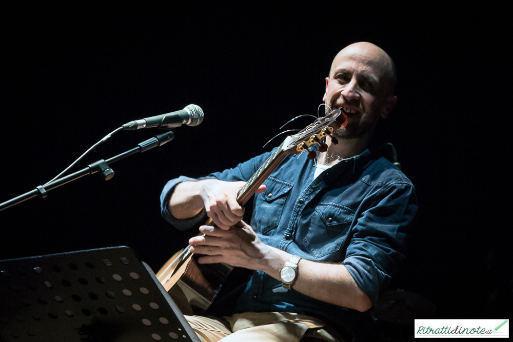 Joe Barbieri live @ Teatro Acacia ph Luigi Maffettone