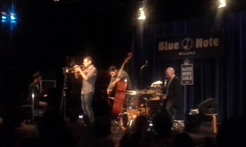 Fabrizio Bosso quartet live @ Blue Note