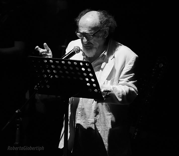 Samuele Bersani - Plurale Unico - Auditorium Parco della Musica - Roma Ph Roberta Gioberti