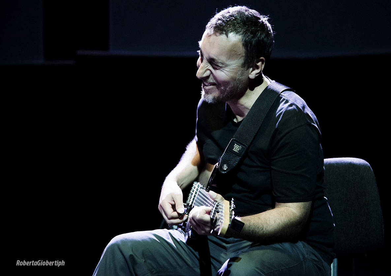Luca Aquino live @ Auditorium Parco della Musica - Roma Ph Roberta Gioberti