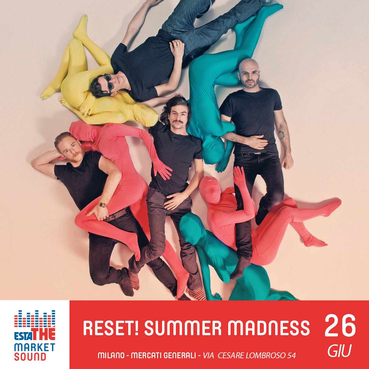 RESET! SUMMER MADNESS