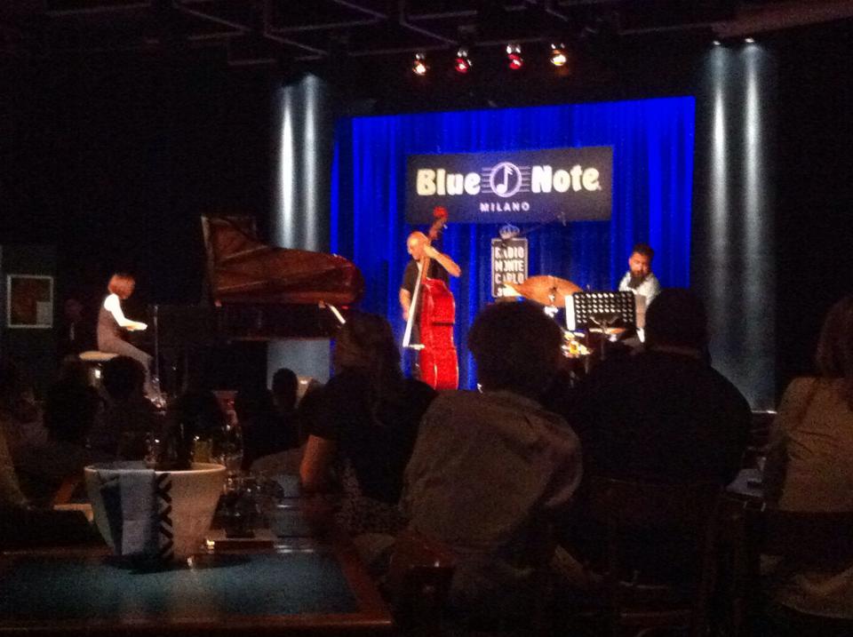 Chihiro Yamanaka European Trio live @ Blue Note Milano