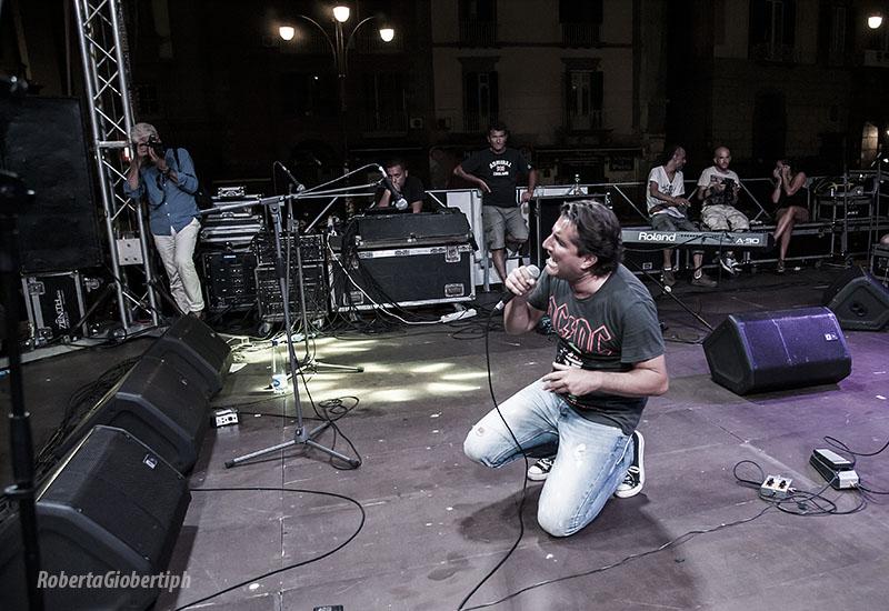 Concerto a sostegno della classe operaia - Napoli ph Roberta Gioberti
