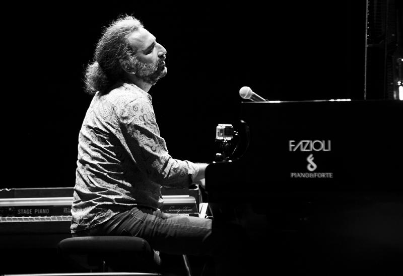Stefano Bollani @ Umbria Jazz 15 ph Roberta Gioberti