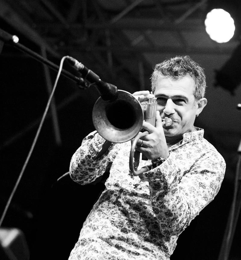 Paolo Fresu @ Umbria Jazz 15 ph Roberta Gioberti