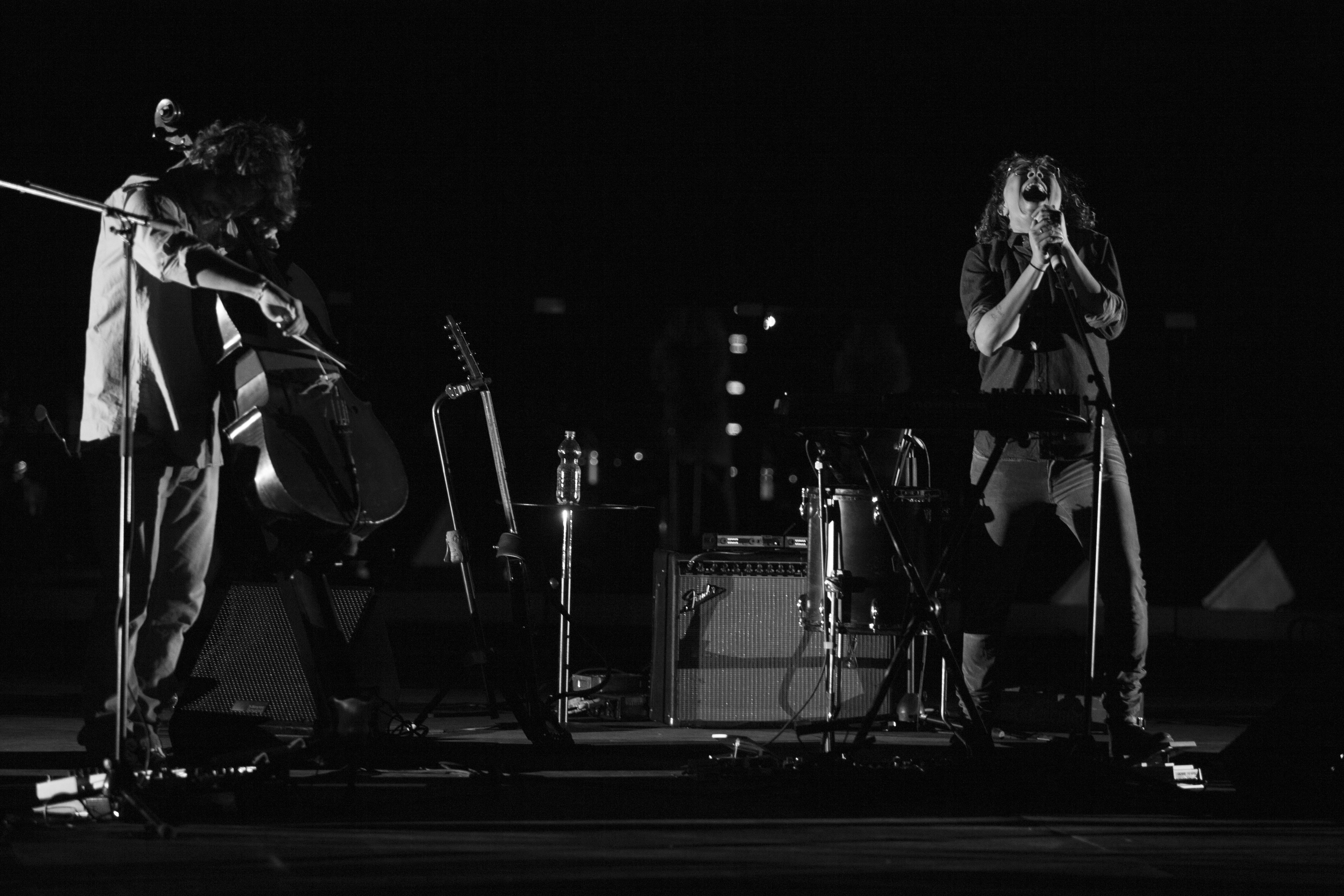 Maria Gadù live @ Ravello Festival ph Anna Vilardi