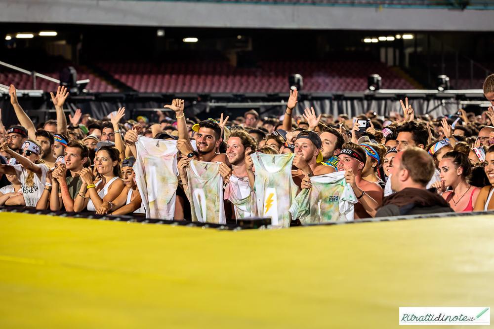 Jovanotti live @ Stadio San Paolo - Napoli ph Luigi Maffettone