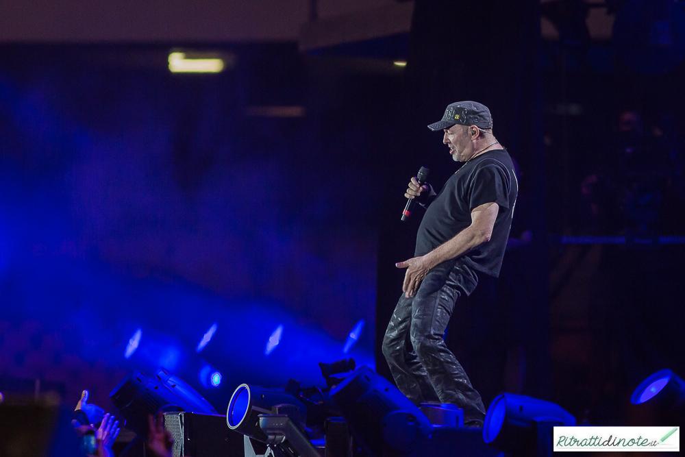 Vasco Rossi live @ Stadio San Paolo - Napoli ph Luigi Maffettone