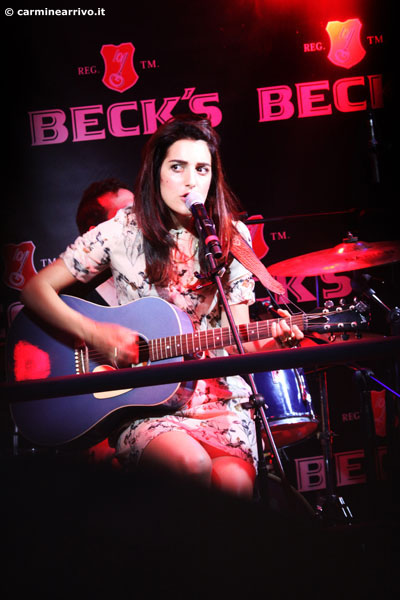 Levante @ Becks Unacademy ph Carmine Arrivo