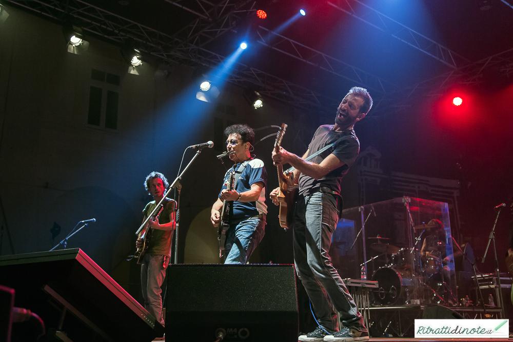Edoardo Bennato live @ Leuciana Festival ph Luigi Maffettone