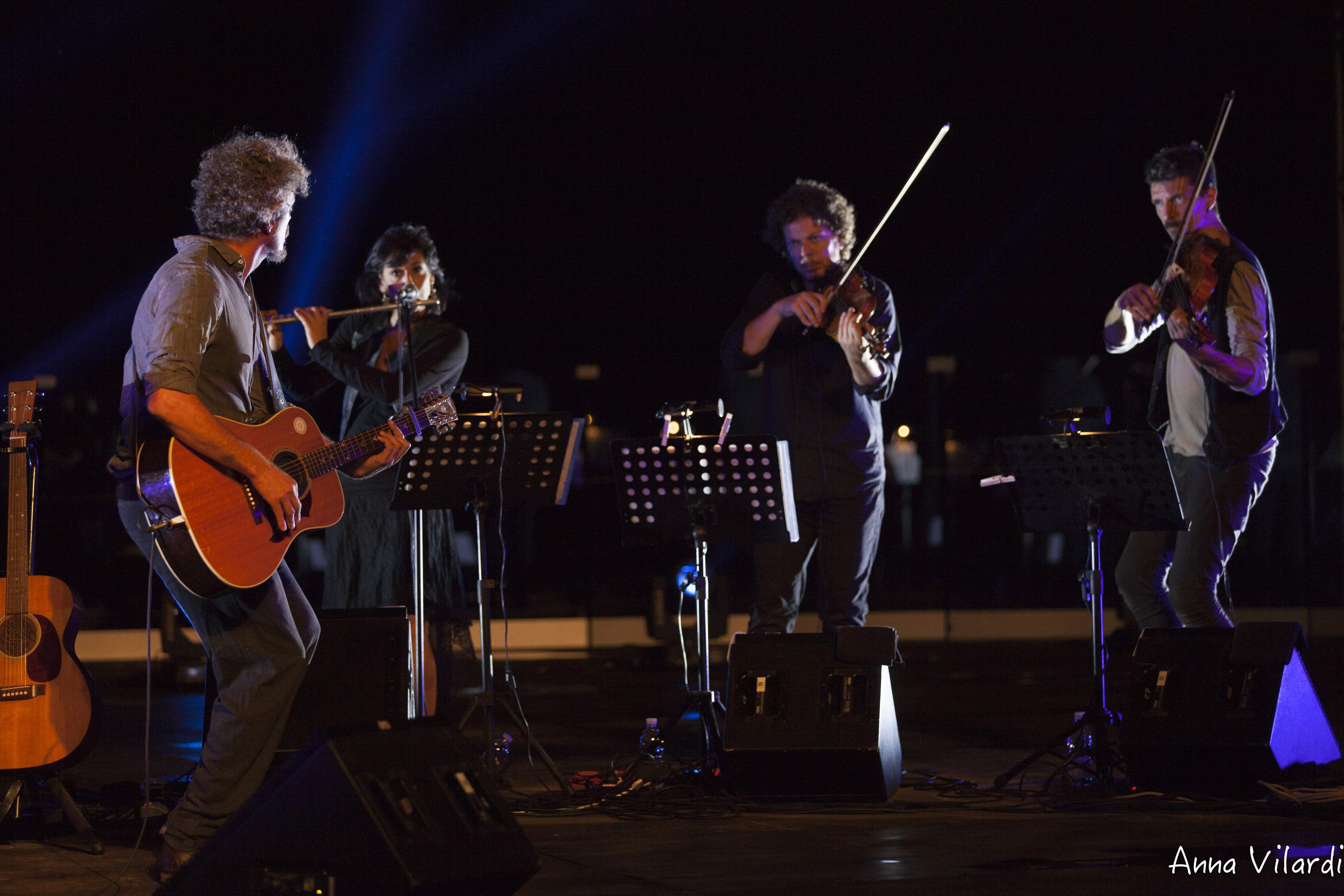Niccolò Fabi @ Ravello Festival ph Anna Vilardi
