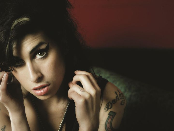 Amy Winehouse ph Alex Lake