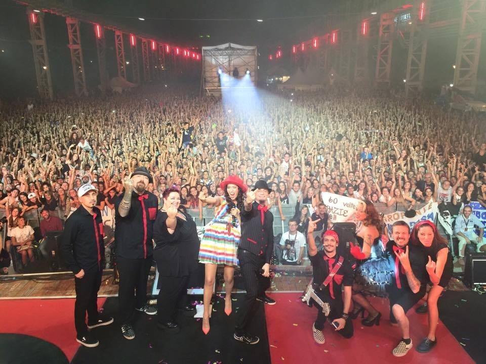J- Ax LIVE @ CarroPonte (uno scatto tratto dalla pagina Facebook dell'artista)