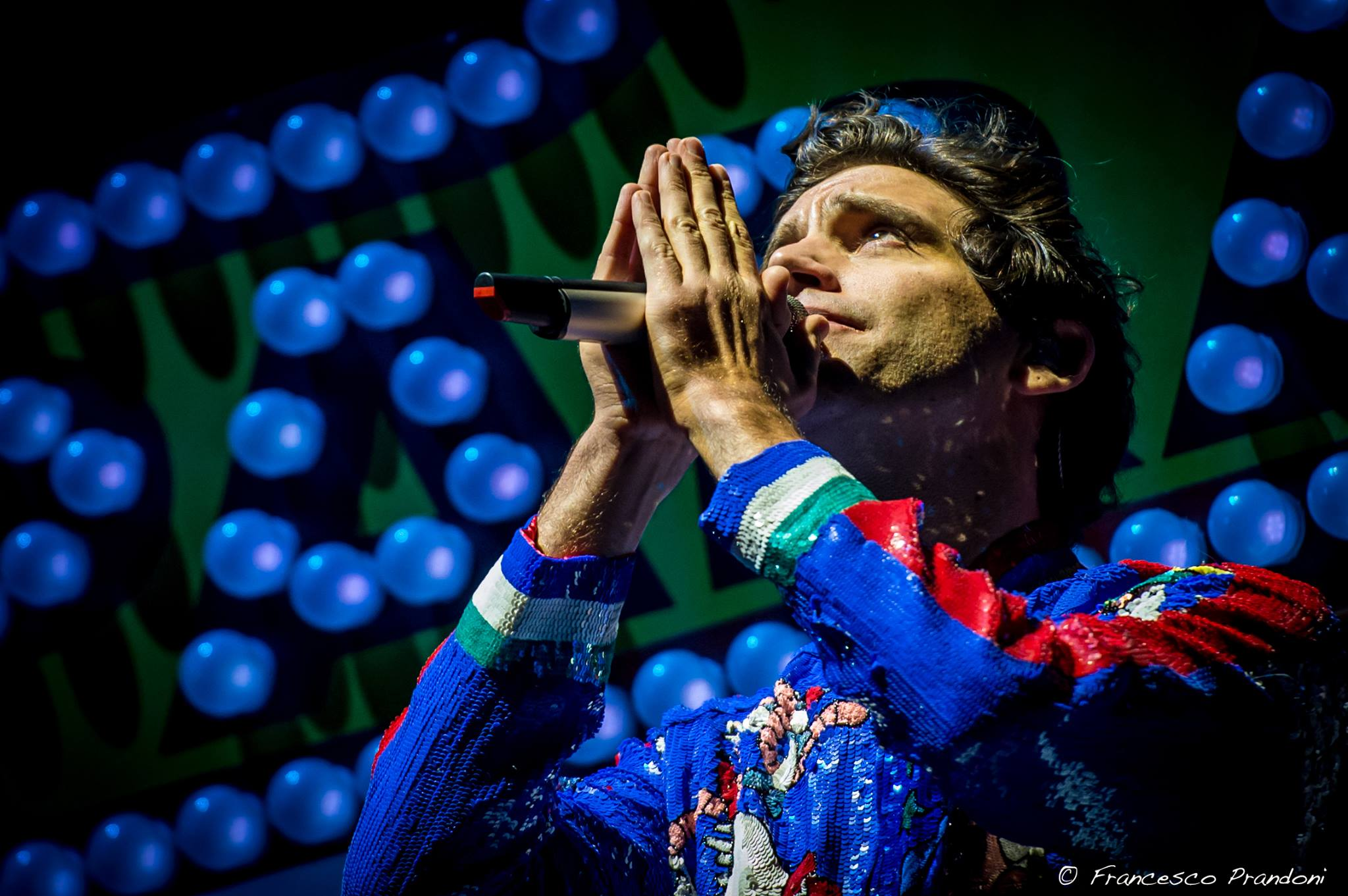 Mika live @ Mediolanum Forum ph Francesco Prandoni