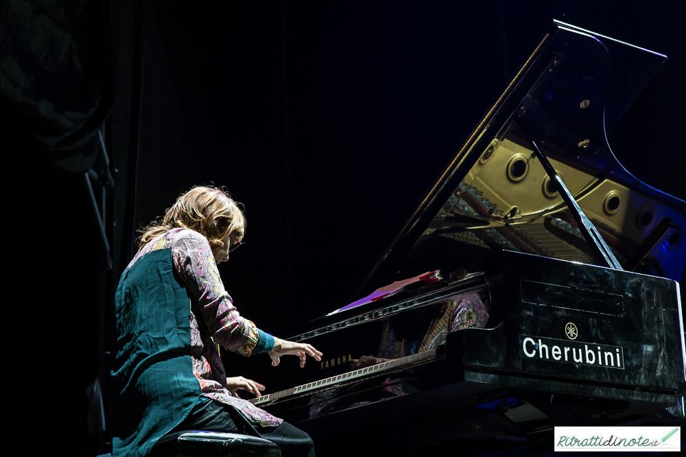 Il Jazz Italiano per l'Aquila ph Luigi Maffettone