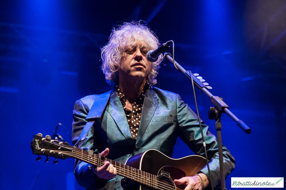 Bob Geldof live @ Leuciana Festival