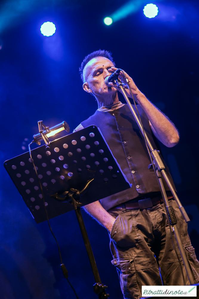 Giovanni Lindo Ferretti live @ Leuciana Festival ph Luigi Maffettone