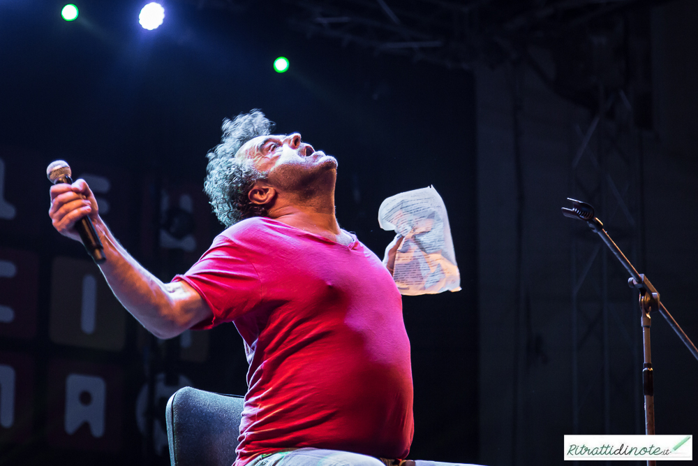 Enzo Avitabile live @Leuciana Festival ph Luigi Maffettone