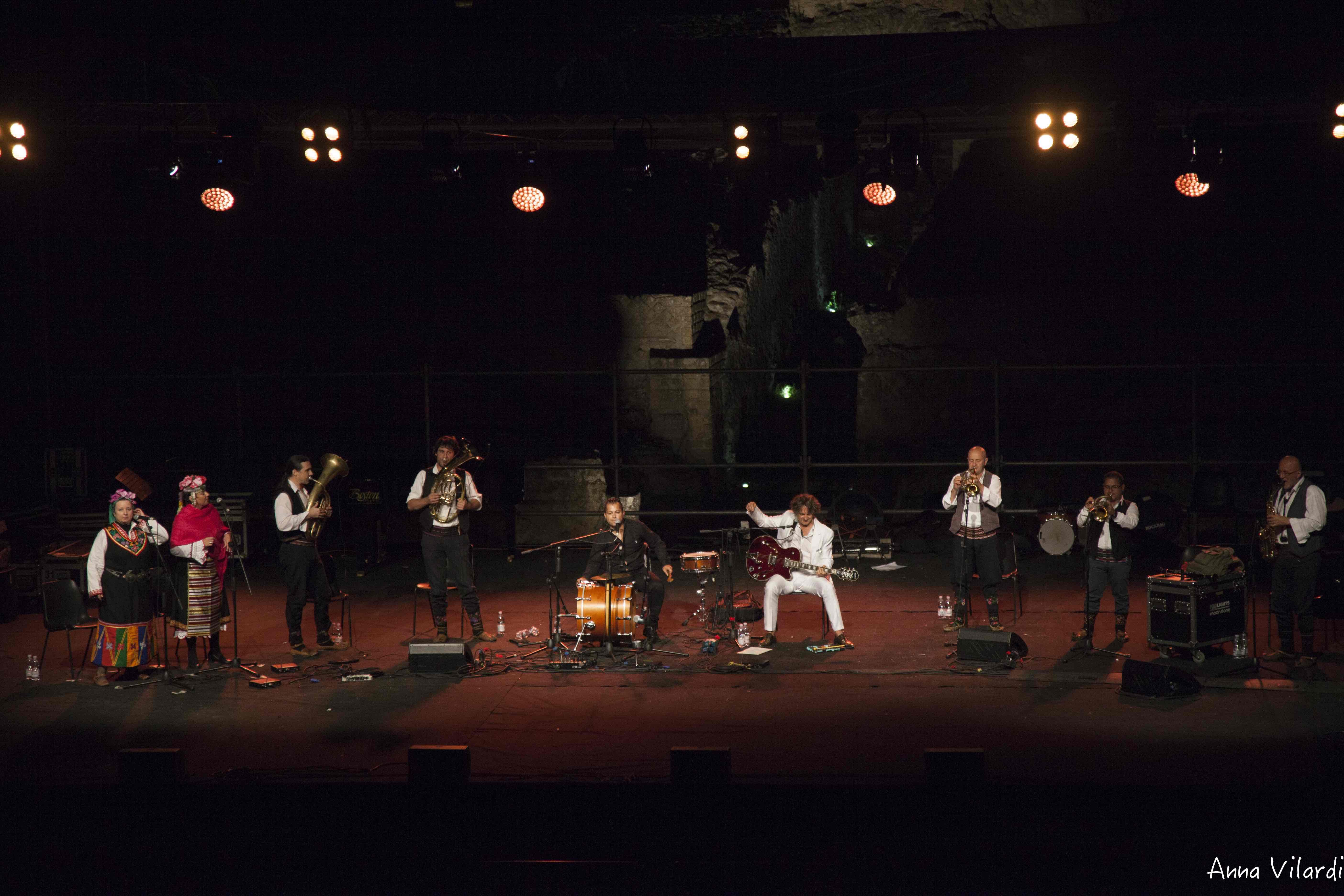 Goran Bregovic @ Pomigliano Jazz in Campania ph Anna Vilardi