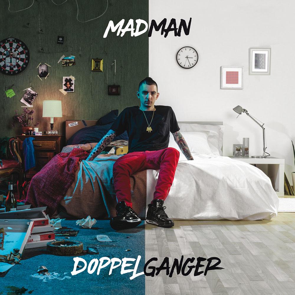 copertina album Madman Doppelganger (1)