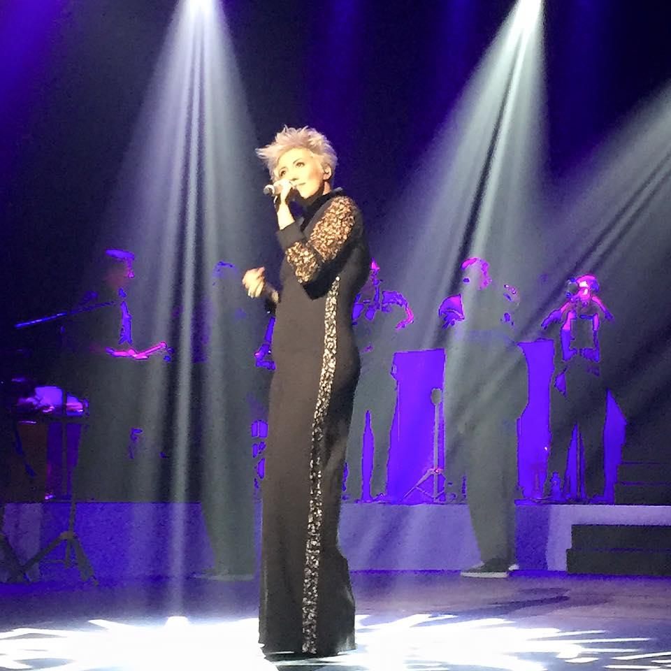 Malika Ayane live - Teatro Nazionale - Milano ph Gaetano De Maio