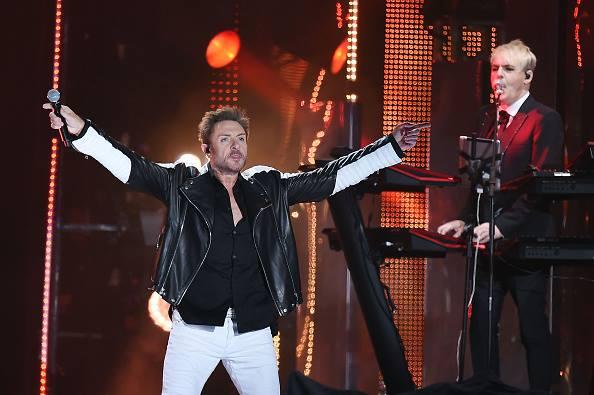 Duran Duran live @MTV World Stage -Piazza Duomo - Milano