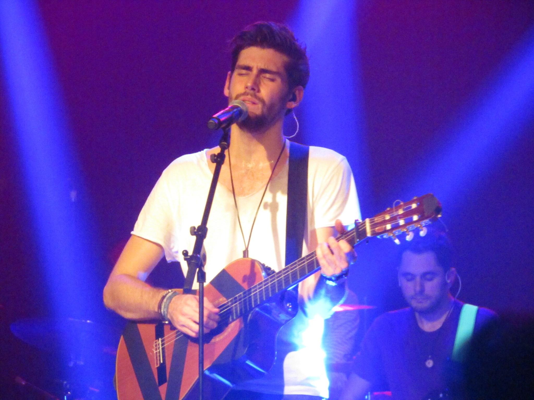 Alvaro Soler live @ Magazzini Generali -Milano ph Chiara Cosalanti