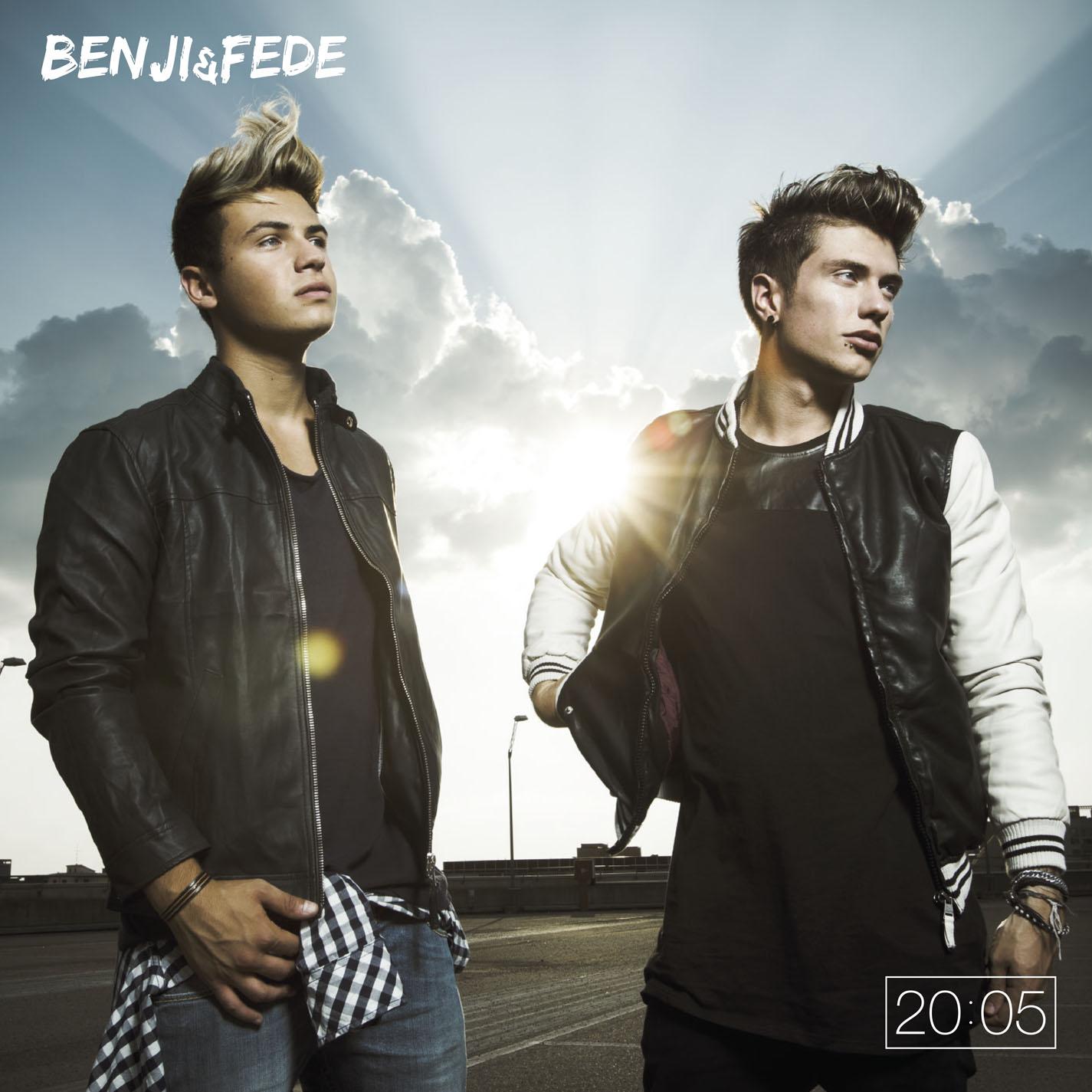 Cover album Benji & Fede