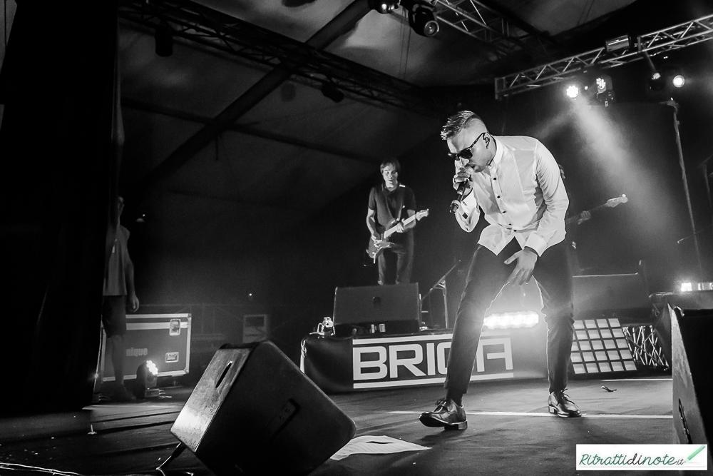 Briga live - Never Again Tour
