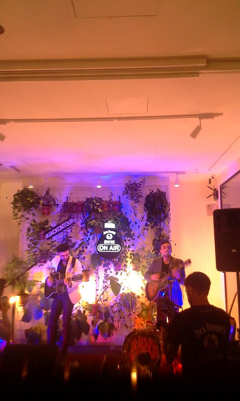 Pan Del Diavolo live @ Sarpi Otto - Jack Daniel's Party - Milano