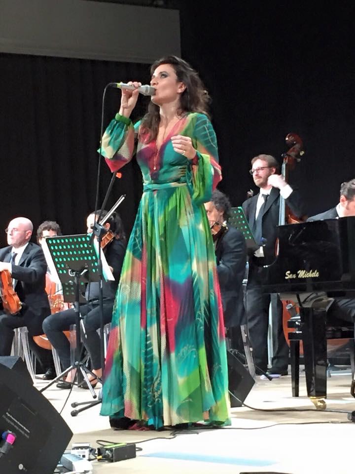 Chiara Civello live @Unicredit Pavilion -Milano