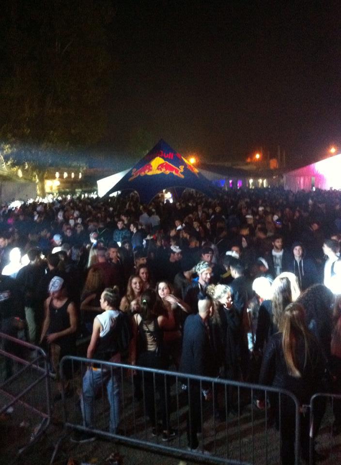 Monsterland Halloween Festival - Estathè Market Sound
