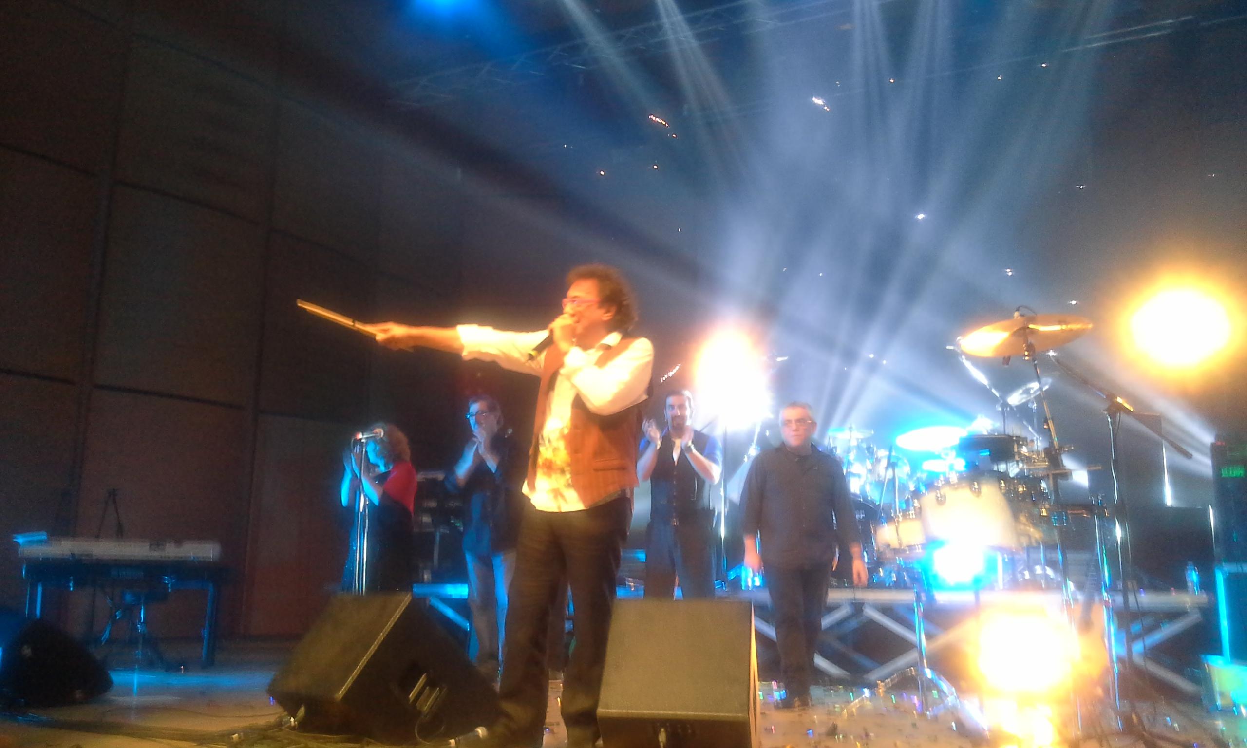 Tullio De Piscopo live @ Auditorium La Verdi - Milano