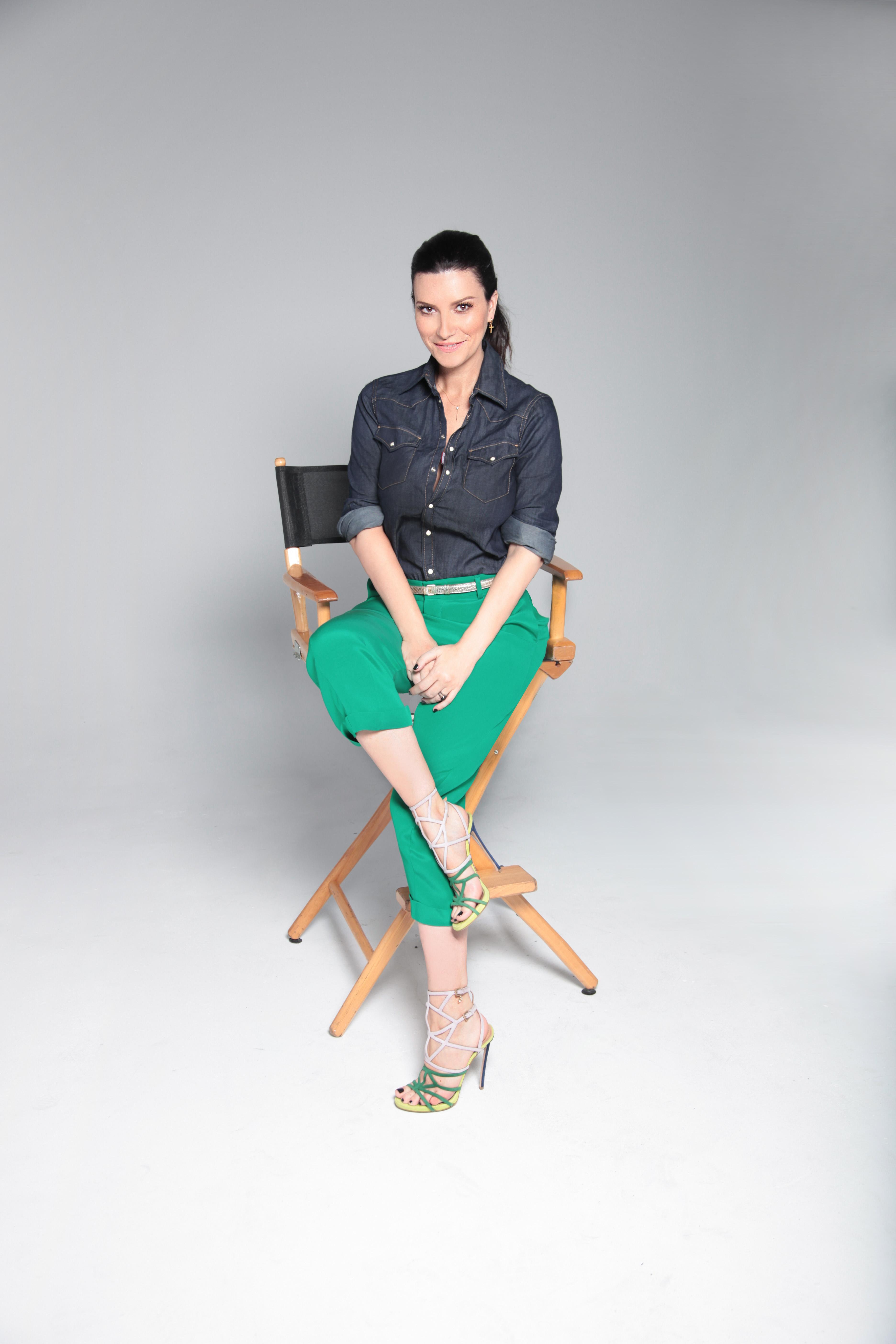 Laura Pausini ph Leandro Manuel Emede