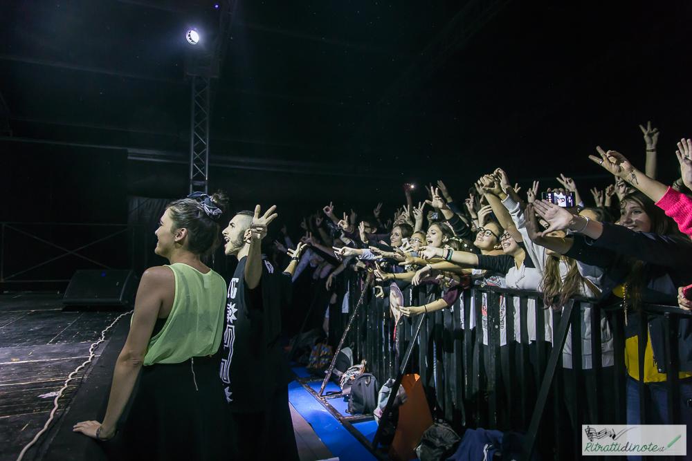 Madh live @ Casa della Musica - Napoli ph Luigi Maffettone