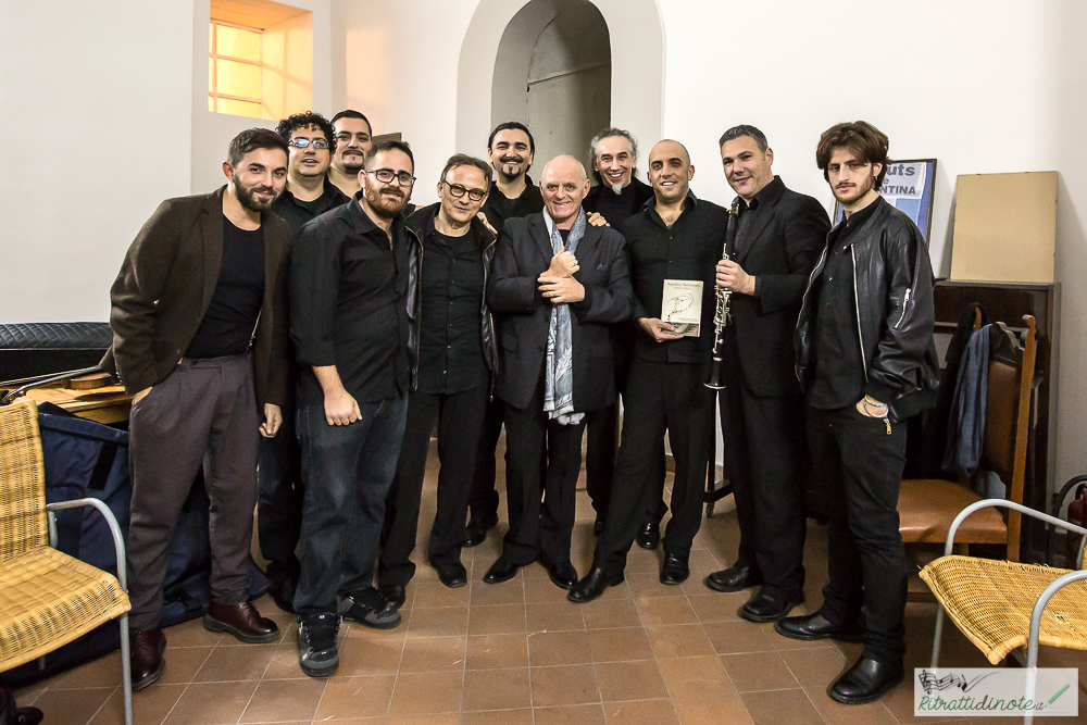 Gianni Lamagna -Neapolitan Shakespeare ph Luigi Maffettone