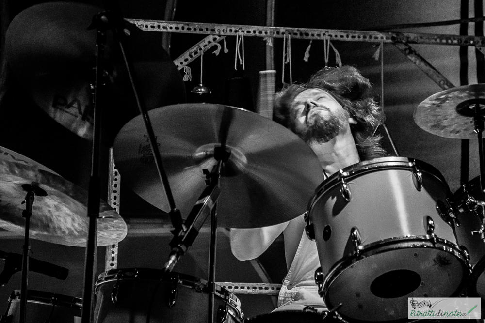 The Musical Box live @Palapartenope ph Luigi Maffettone