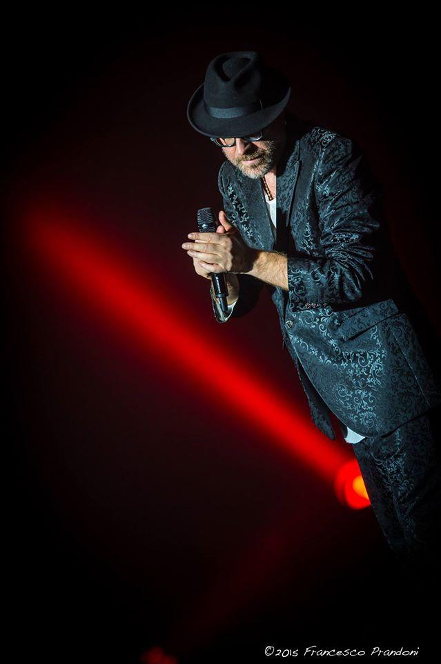 Mario Biondi live @ Teatro Arcimboldi ph Francesco Prandoni
