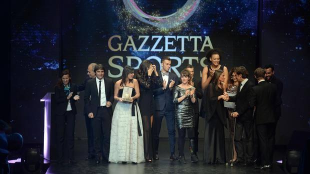 I vincitori dei Gazzetta Sport Awards @ Gazzetta.it