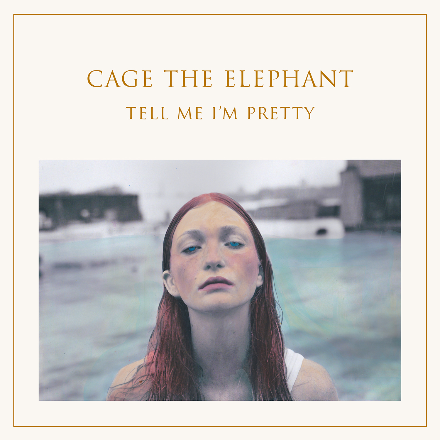 CAGE THE ELEPHANT cover
