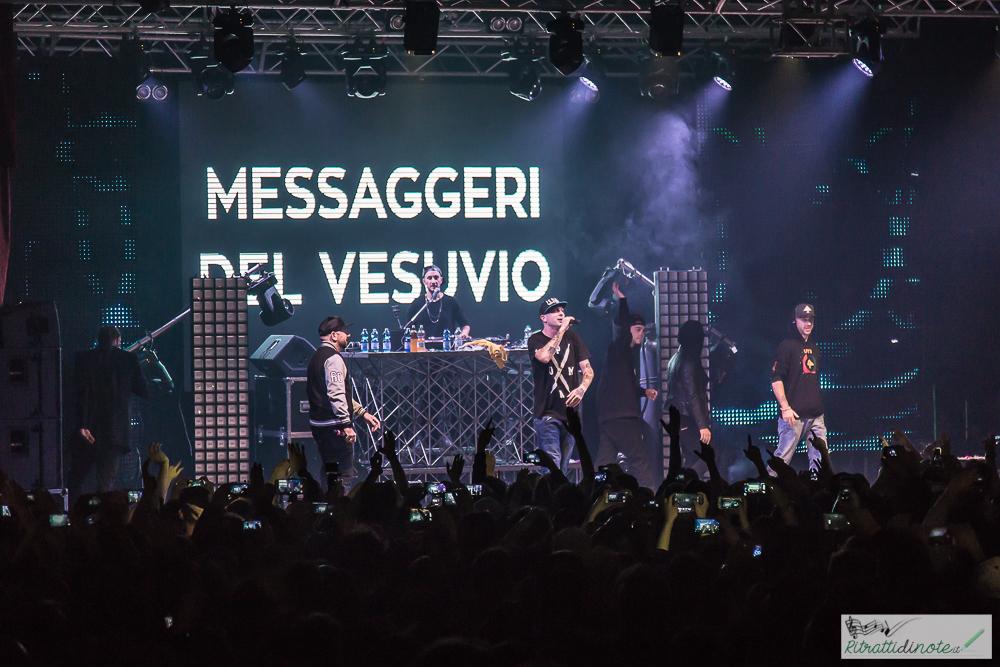 Clementino live @ Casa della Musica - Napoli ph Luigi Maffettone