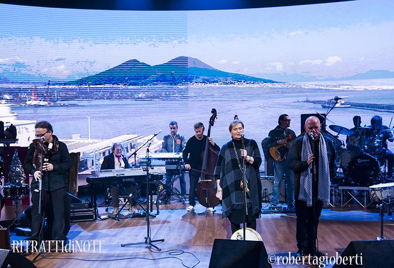 Tullio De Piscopo & Friends -Asta Beneficenza - Auditorium Rai ph Roberta Gioberti