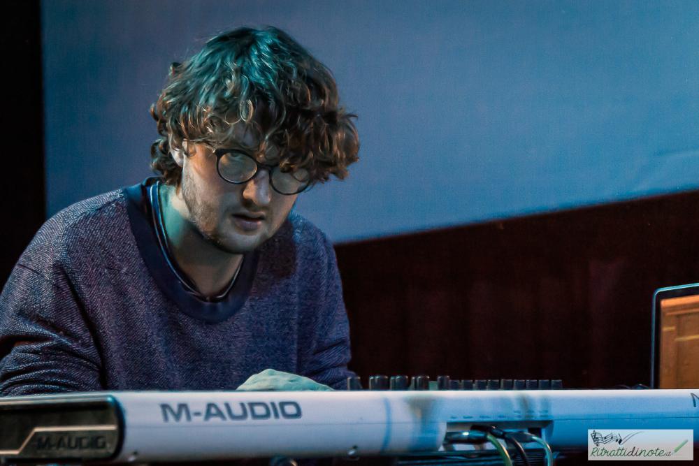 Portico live @ Hart - Napoli ph Luigi Maffettone